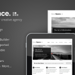GoodSpace WordPress Theme