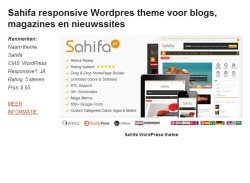 Premium themes DutchBlogger
