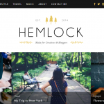 Hemlock – WordPress Theme