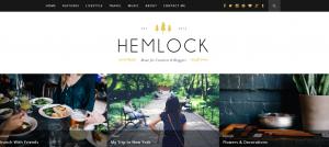 Hemlock Wordpress theme