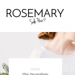Rosemary – WordPress Theme